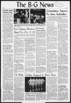 The B-G News October 9, 1956