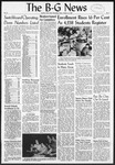 The B-G News October 12, 1956
