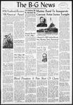 The B-G News October 16, 1956