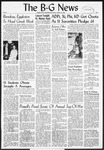 The B-G News October 19, 1956
