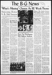 The B-G News October 23, 1956