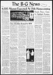 The B-G News October 26, 1956