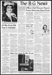 The B-G News October 30, 1956