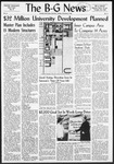 The B-G News November 6, 1956