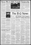 The B-G News November 13, 1956
