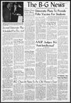 The B-G News November 19, 1956