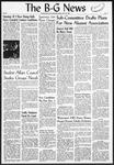 The B-G News November 30, 1956