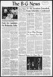 The B-G News December 4, 1956