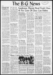 The B-G News December 7, 1956