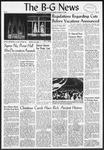 The B-G News December 18, 1956