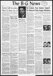 The B-G News January 11, 1957