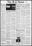 The B-G News January 22, 1957