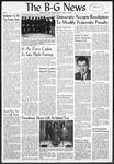 The B-G News February 12, 1957