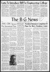 The B-G News February 15, 1957