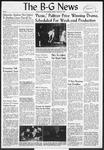 The B-G News February 19, 1957