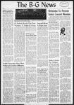 The B-G News February 22, 1957