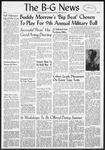 The B-G News February 26, 1957