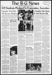 The B-G News March 12, 1957