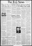 The B-G News March 15, 1957