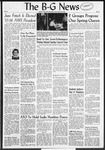 The B-G News March 22, 1957