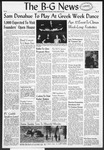 The B-G News March 29, 1957