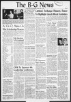 The B-G News April 5, 1957