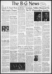 The B-G News April 12, 1957
