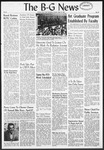 The B-G News April 16, 1957
