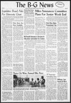The B-G News April 30, 1957