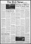 The B-G News May 3, 1957