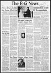 The B-G News May 7, 1957