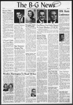 The B-G News May 10, 1957