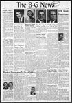 The B-G News May 10, 1957
