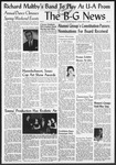 The B-G News May 14, 1957