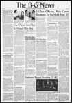 The B-G News May 21, 1957