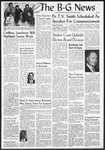 The B-G News May 24, 1957
