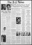 The B-G News May 28, 1957
