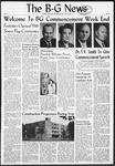 The B-G News June 7, 1957