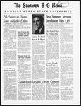The Summer B-G News July 10, 1957