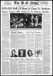 The B.G. News October 1, 1957