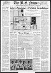 The B.G. News October 4, 1957