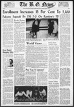 The B.G. News October 8, 1957