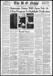 The B.G. News October 18, 1957