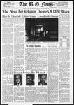 The B.G. News October 25, 1957