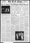 The B.G. News October 29, 1957