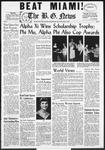 The B.G. News November 1, 1957