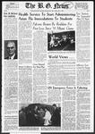 The B.G. News November 5, 1957