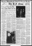 The B.G. News November 12, 1957