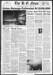 The B.G. News November 15, 1957
