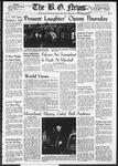 The B.G. News November 19, 1957